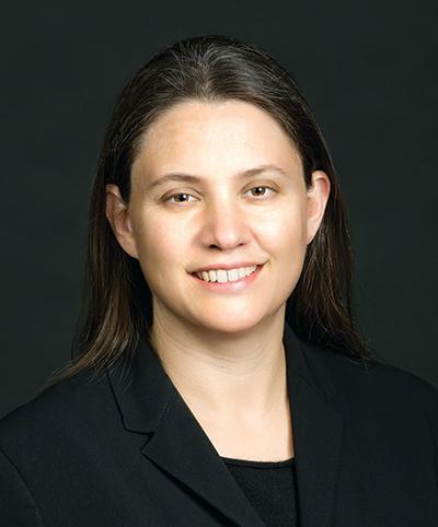 Headshot of Jessica Wachter