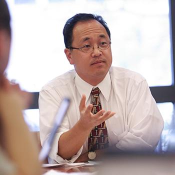 Photo of Christopher Yoo